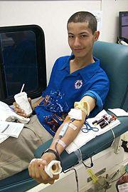 Dona sangre, salva vidas