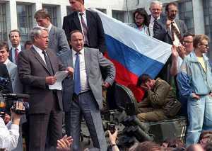 La guerra de Gila en la URSS