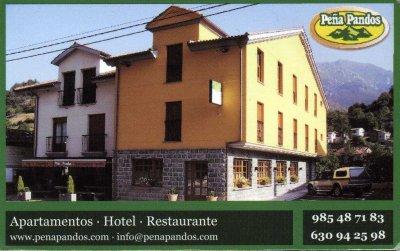 Un restaurante extraordinario: el Peña Pandos, en Felechosa
