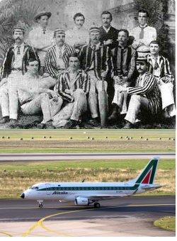 Los gitanos hunden Alitalia