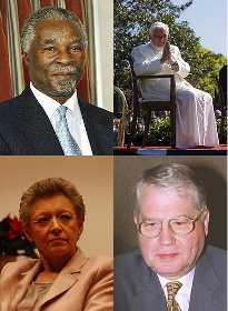 Científicos, Jefes de Estado, cabezas de Iglesias y la vida humana