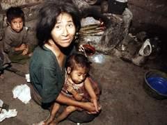 Argentina, el hambre y el puño en alto